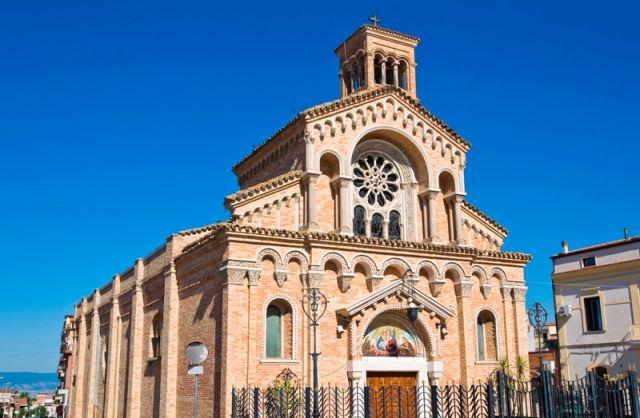 Chiesa della Madonna della Fontana a Torremaggiore