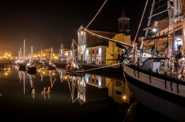 Natale tipico a Cesenatico - Movingitalia.it
