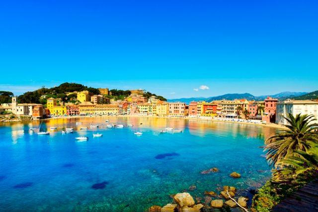 Baia del Silenzio Sestri Levante in Liguria - Movingitalia.it