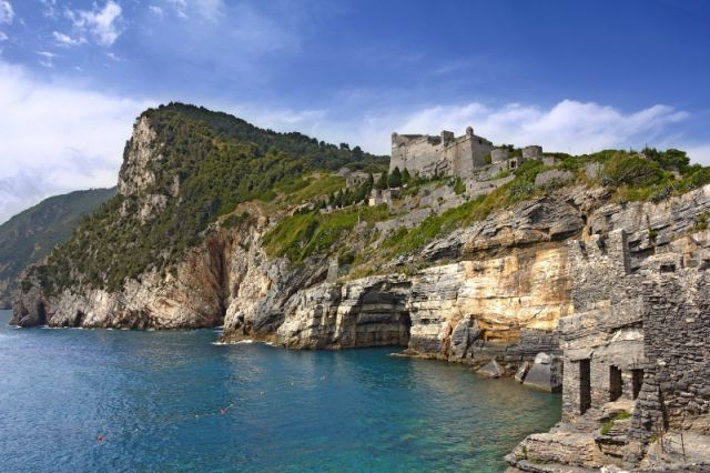 Grotta di Lord Byron Portovenere - Movingitalia.it
