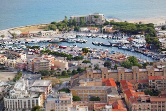 Foto della città di Terracina