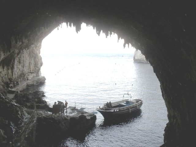 Grotte a zinzulusa Castro - Movingitalia.it