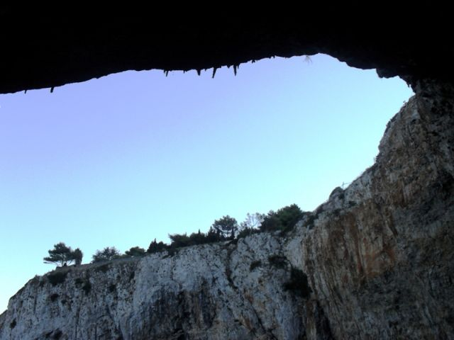 grotta a zinzulusa Castro - Movingitalia.it