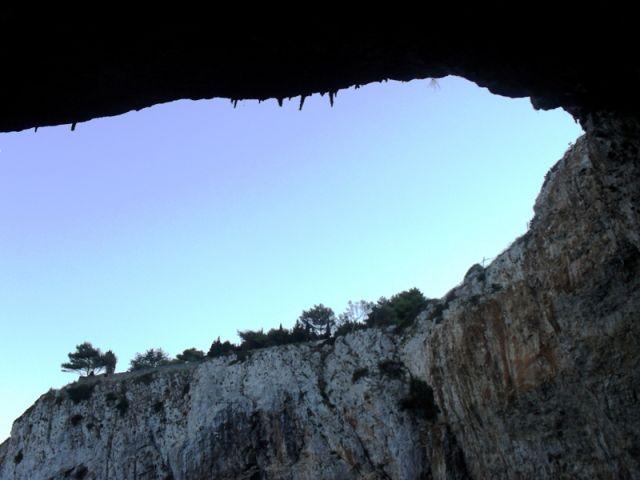 grotta a zinzulusa Castro - Movingitalia.it