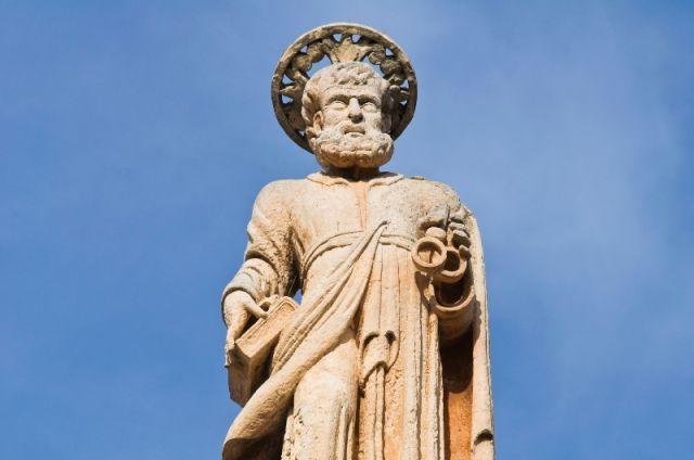 Santuario del Santissimo Crocifisso a Galatone a Lecce
