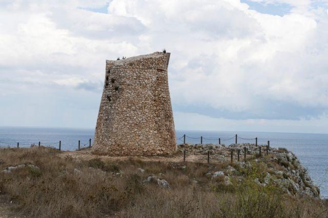 Torre medievale Torre Minervino - Santa Cesarea Terme