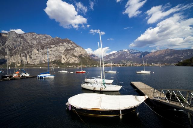 Porto di Malgrate Lago di Lecco - Movingitalia.it