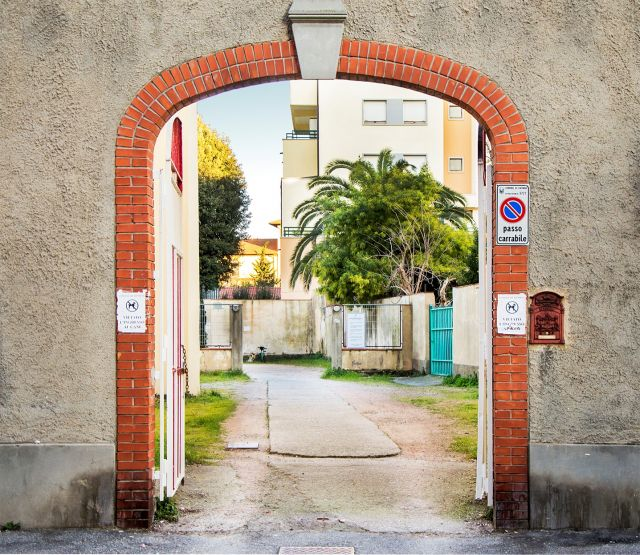Via Paoli 85 Livorno