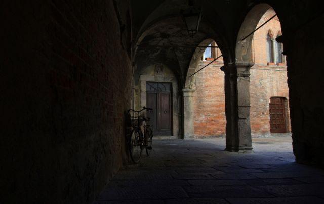 Archi nella città di Lucca