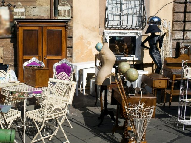 Mercatini a Lucca - Movingitalia.it
