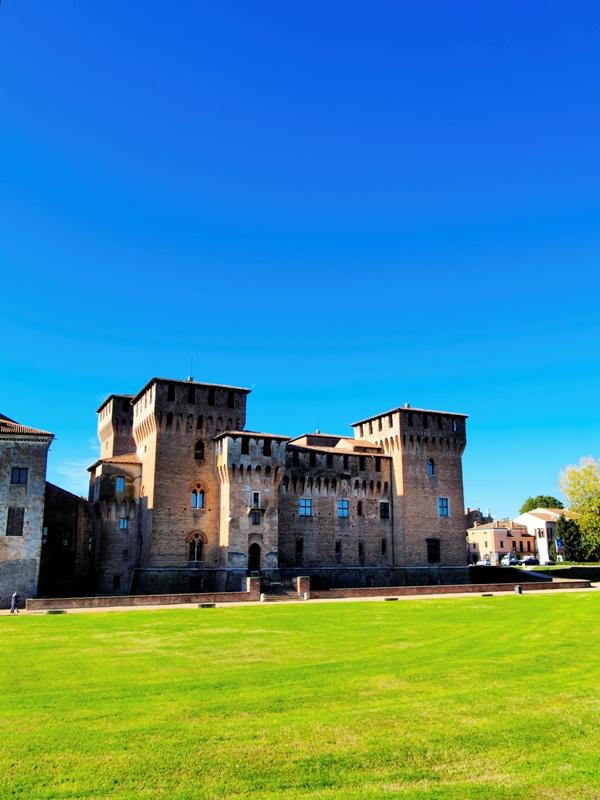Il Palazzo Ducale di Mantova - Palazzo Ducale - un gruppo di edifici in Mantova, costruito tra il 14 ° e il 17 ° secolo principalmente dalla nobile famiglia dei Gonzaga