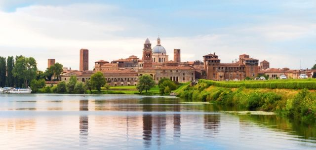 Panorama a Mantova - Movingitalia.it