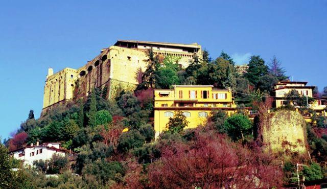 Castello Malaspina a Massa Carrara