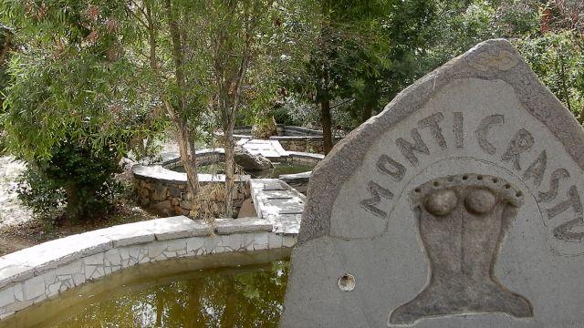 vasche d'acqua a monti crastu (foto di MTF) - Movingitalia.it