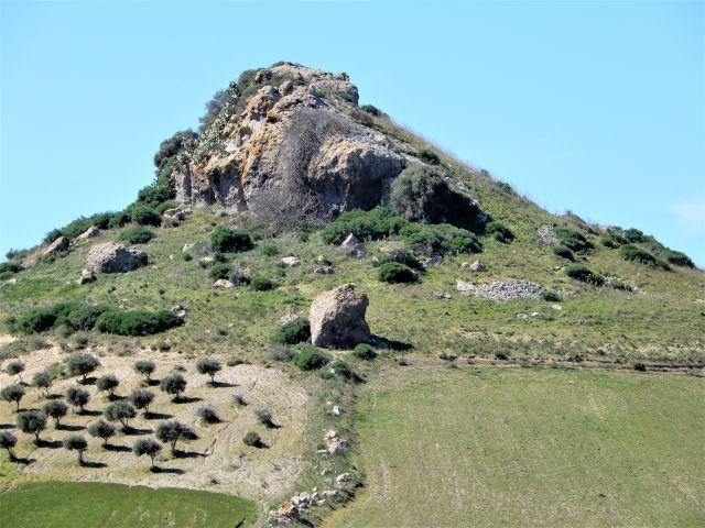 Monti angrdu (da m. ollastu). Foto di MTF