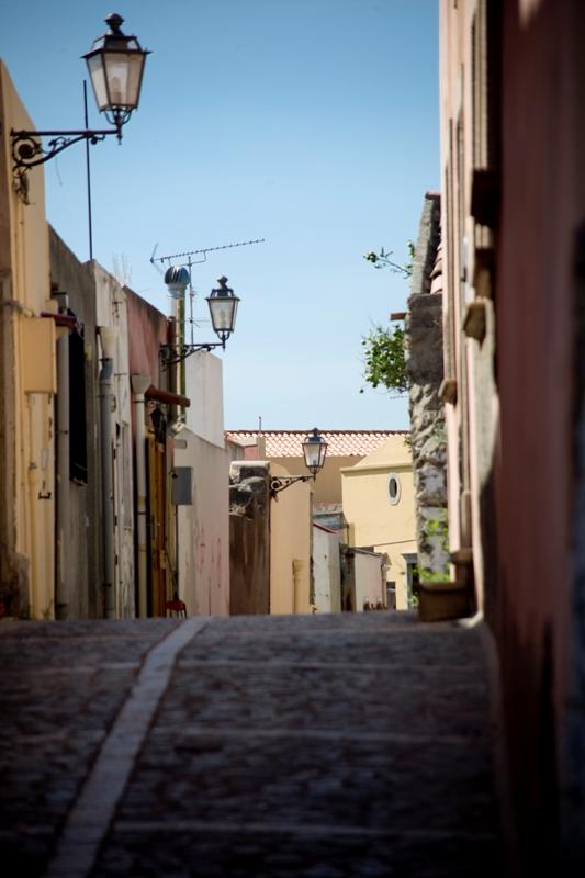 Stradine della città di Milazzo - Movingitalia.it