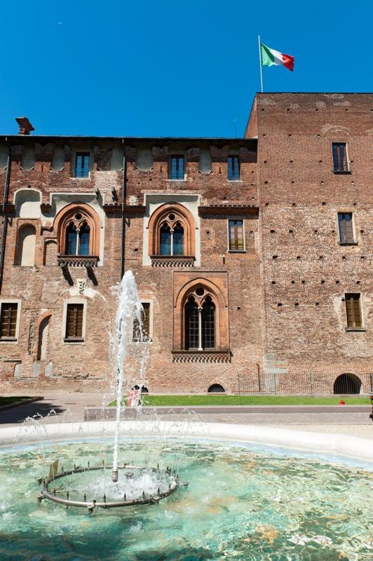 Castello medievale di Abbiategrasso