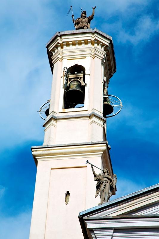 Basilica di San Magno Campanile Legnano - Movingitalia.it