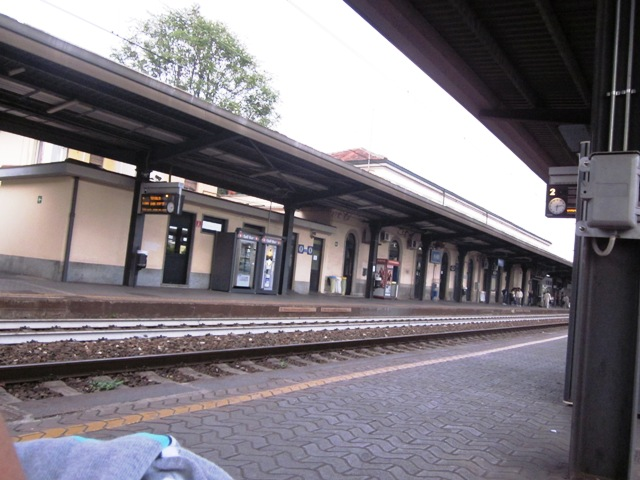 Magenta stazione ferrovie - Movingitalia.it