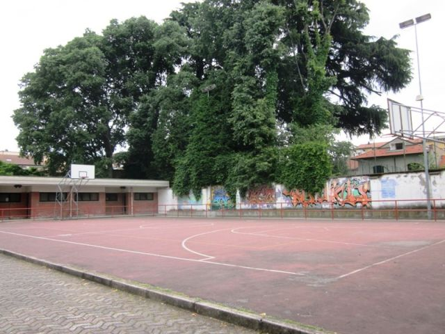 campo di basket Magenta - Movingitalia.it
