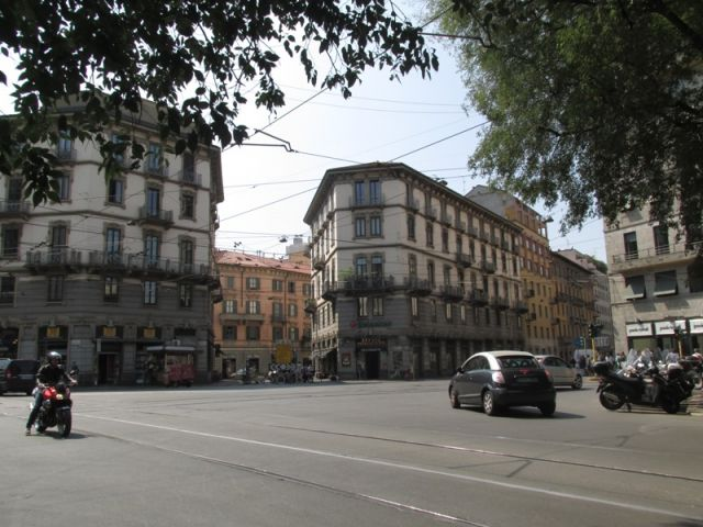 Italia immagini e foto vie e strade di tutta l 39 italia for Vie di milano