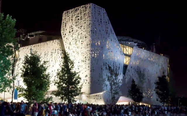 Padiglione bianco italiano a Expo 2015 - Movingitalia.it