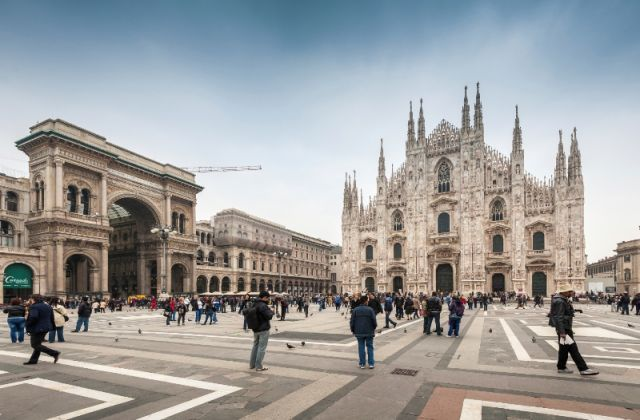Milano a Duomo - Movingitalia.it