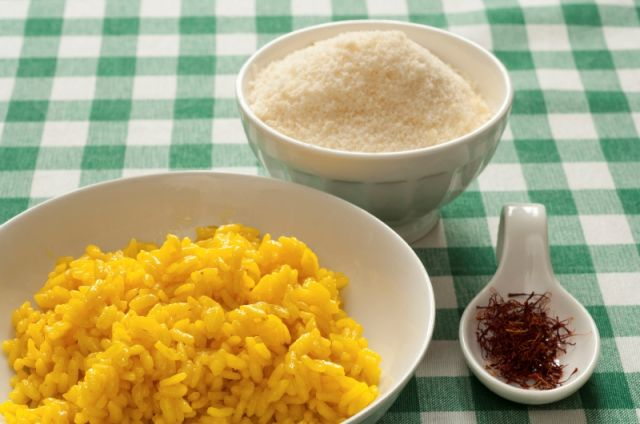 Risotto alla milanese - Movingitalia.it