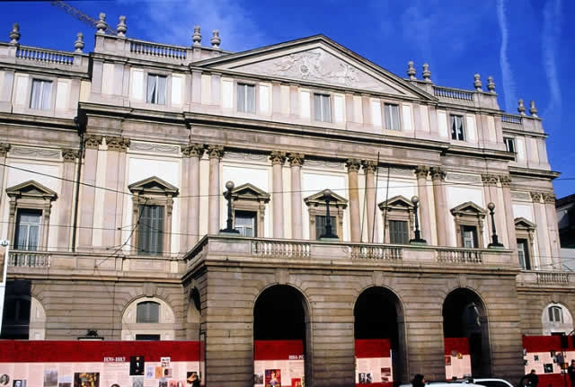 teatro alla scala milano - Movingitalia.it