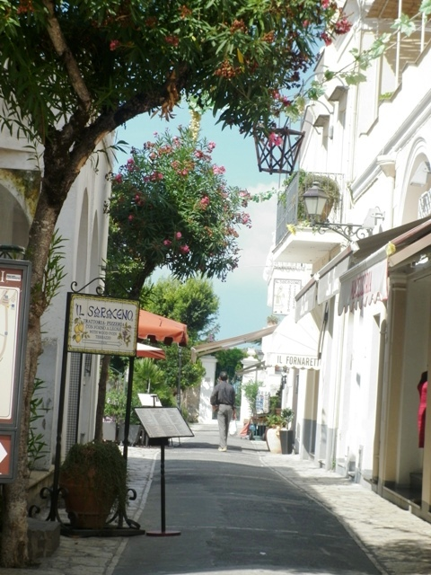 Strada a Capri - Movingitalia.it