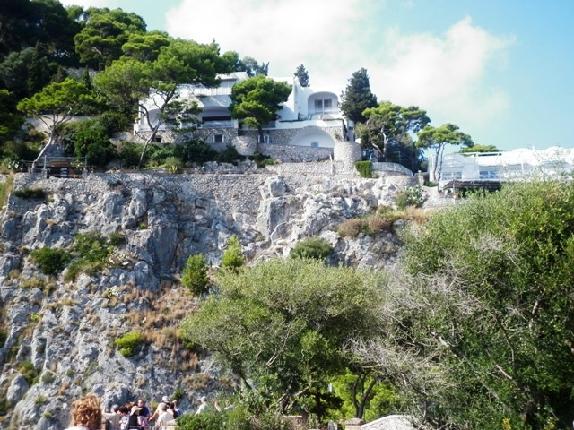 ville a Capri - Movingitalia.it