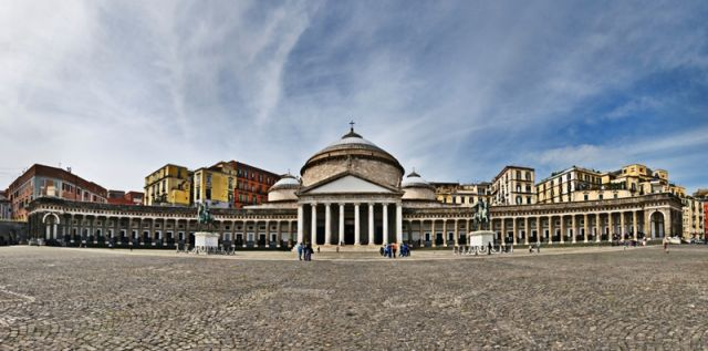 Basilica Reale San Francesco di Paola, Napoli