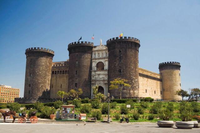 Castello Maschio Angioino - Napoli