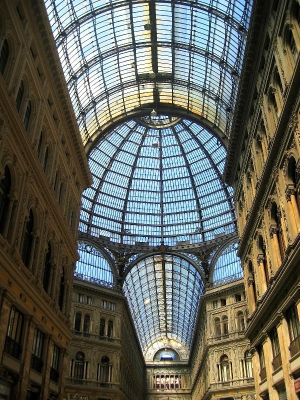 Galleria Umberto I - Napoli