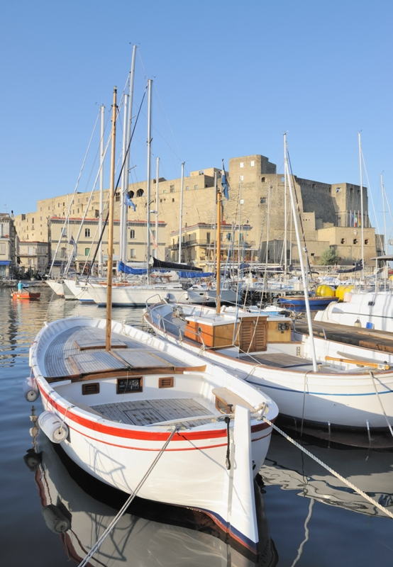 Porto di Santa Lucia Napoli