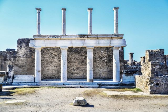 Rovine di Pompei - Movingitalia.it