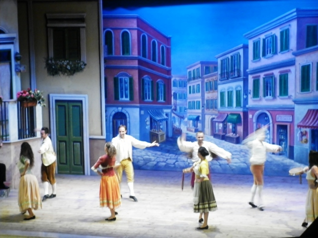 tarantella Sorrento - Movingitalia.it
