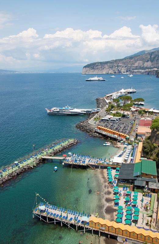 Porto a Sorrento in Liguria - Movingitalia.it