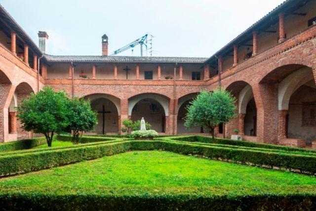 San Nazzaro Sesia a Novara in Piemonte