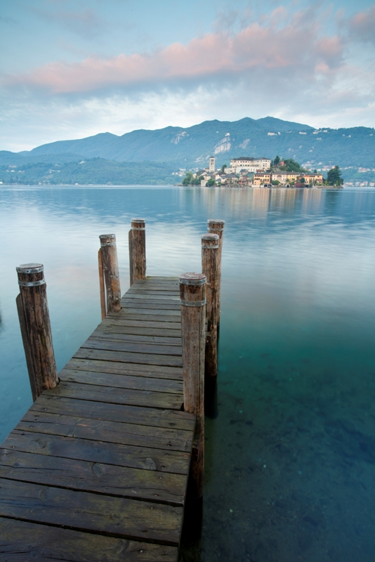 Porticciolo di Orta San Giulio - Movingitalia.it