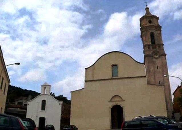 Chiesa Beata Vergine Bari Sardo