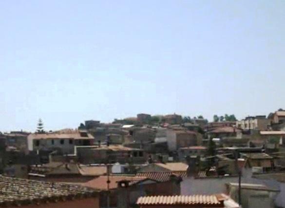 Panorama case a Bari Sardo