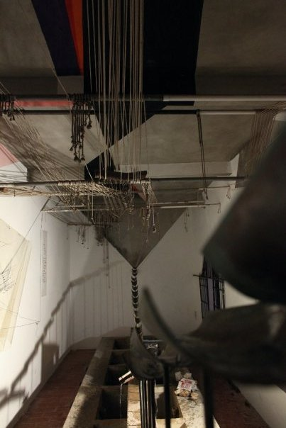 Museo a cielo aperto Ulassai, Lavatoio Comunale - Movingitalia.it