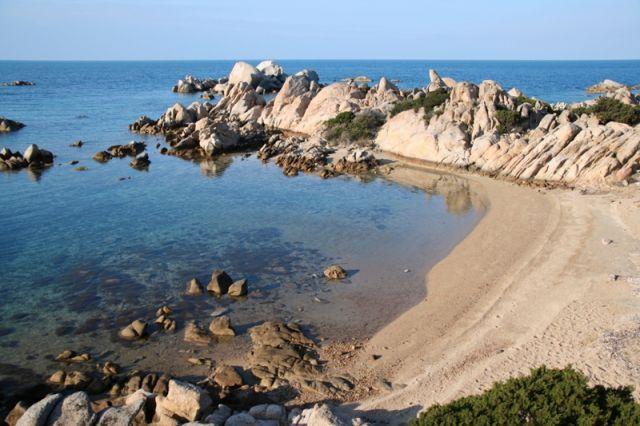La Maddalena archipelago in Sardegna
