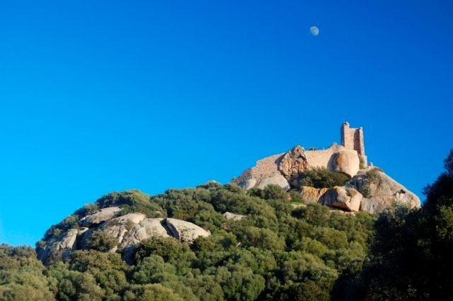 Castello di Pedres - Sardegna