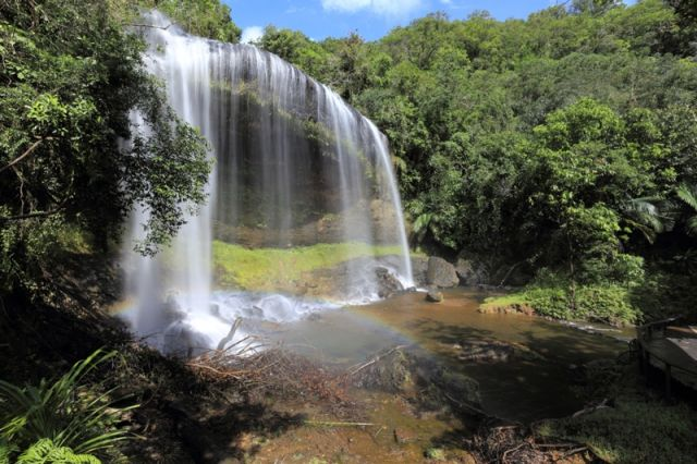 Cascata a Palau - Movingitalia.it