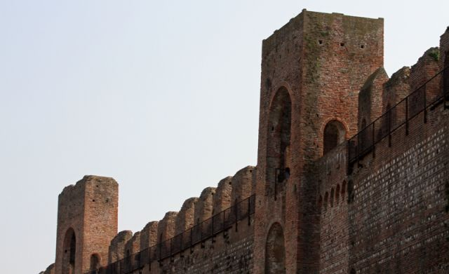 Torre e mura a Montagnana - Movingitalia.it