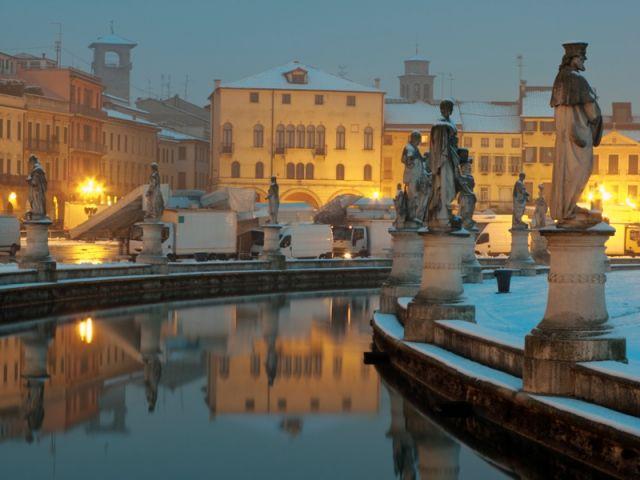 Prato della Valle Padova - Movingitalia.it
