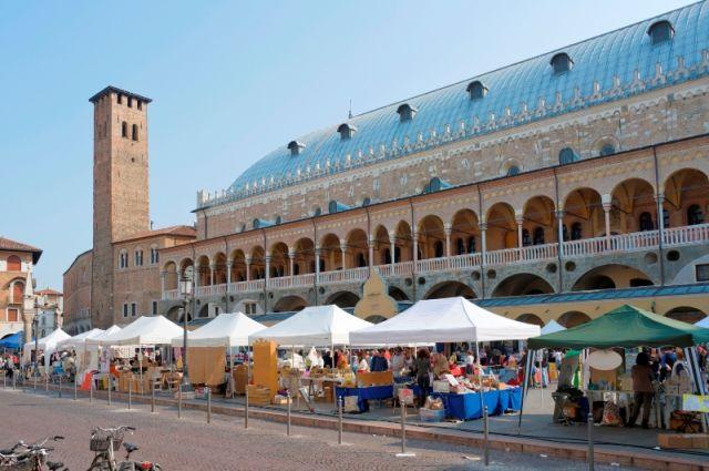 Mercatini a Padova - Movingitalia.it