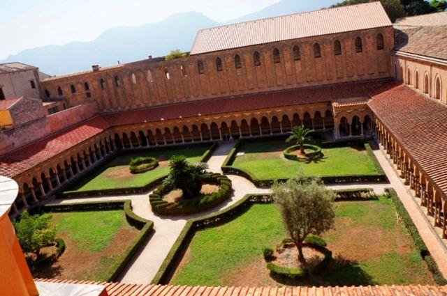 Cattedrale Monreale a Palermo
